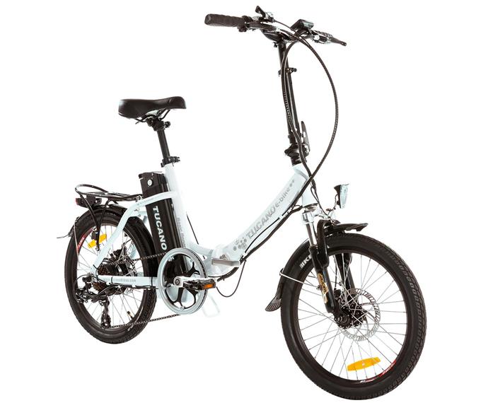 Bicicleta eléctrica Tucano Basic Renan