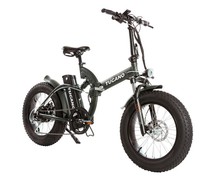 Bicicleta eléctrica Tucano Monster 20 FS