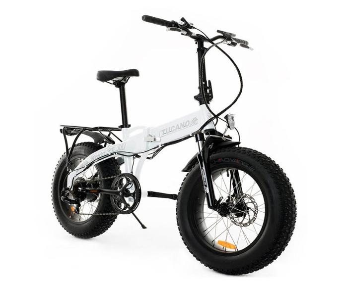 Bicicleta eléctrica Tucano Monster 20 HB