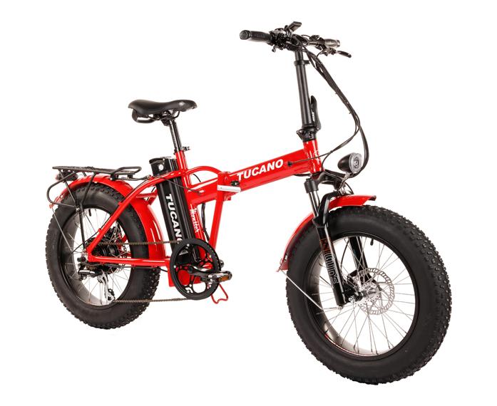 Bicicleta eléctrica Tucano Monster 20 LTD