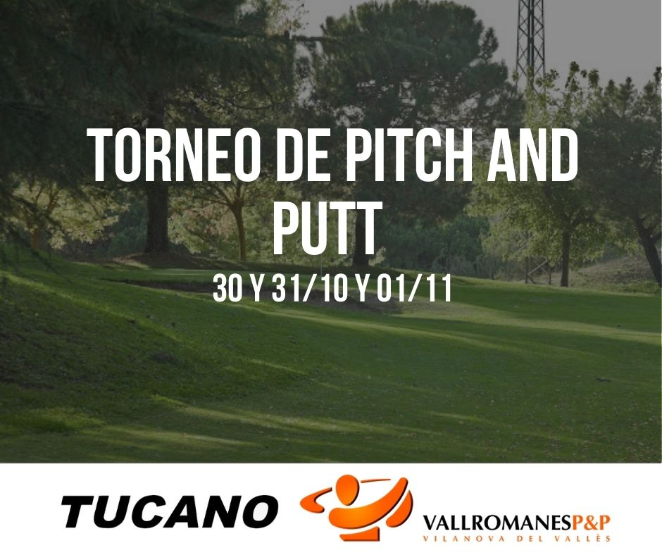 Tucano participa de su primer torneo de Pitch and Putt