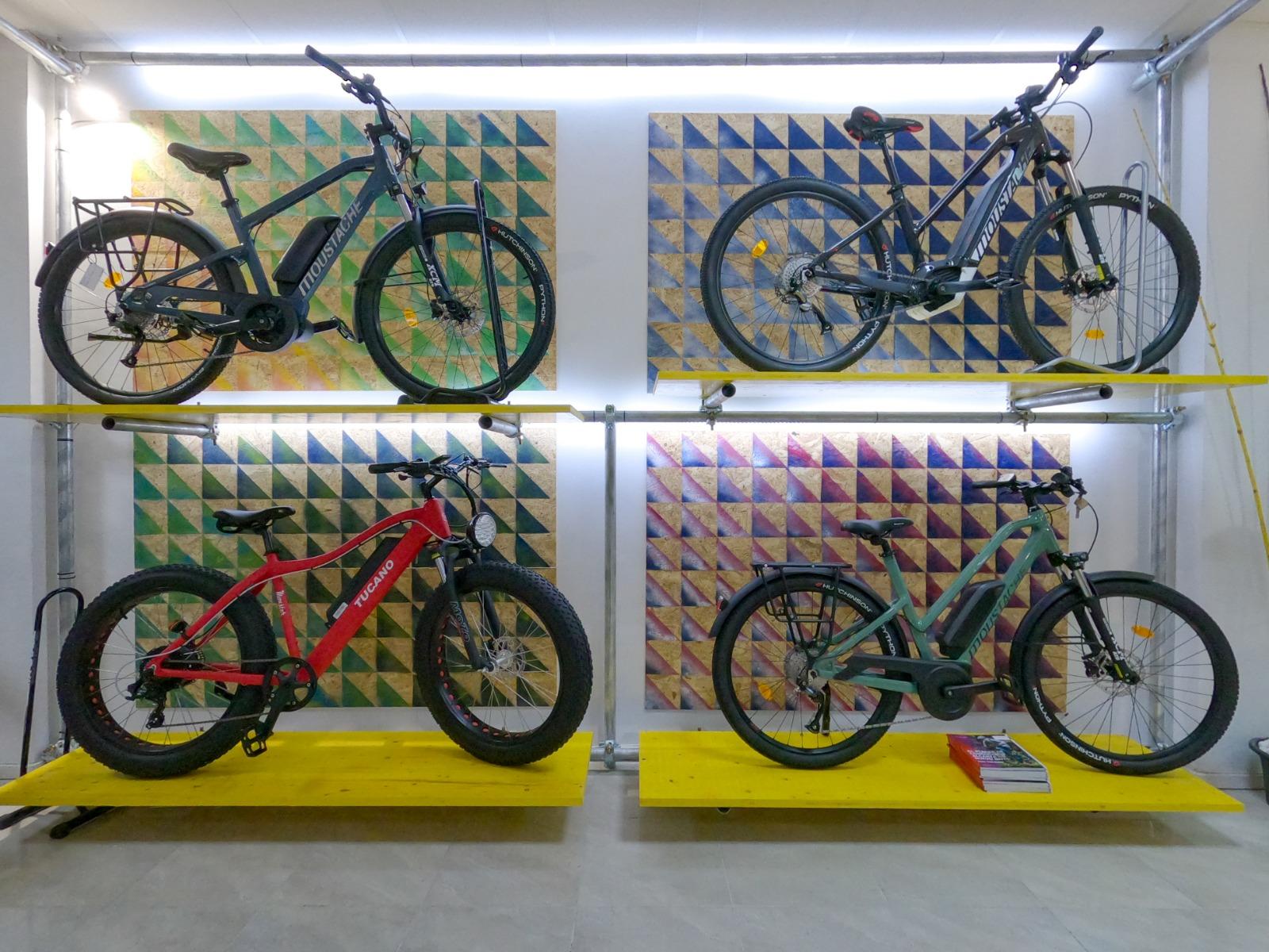 Nuevo look para la nueva tienda en Manacor